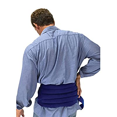 Sensacare Hot & Cold Natural Therapy Spine/Back Wrap