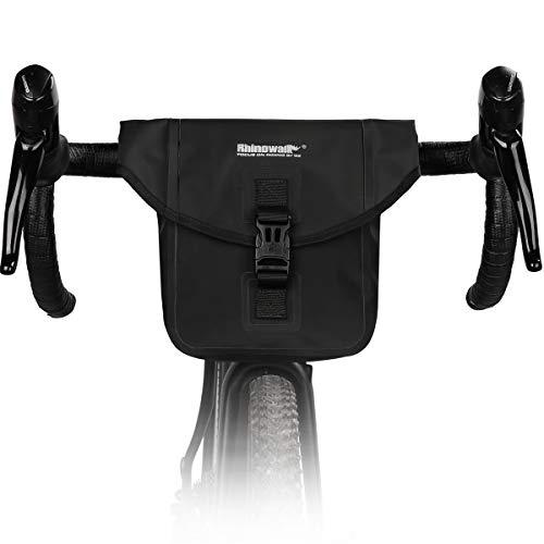 Rhinowalk Bicycle Bag Messenger Crossbody Daypack Waterproof for Men and Women