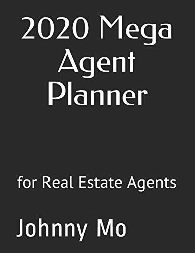 2020 Mega Agent Planner: for Real Estate Agents
