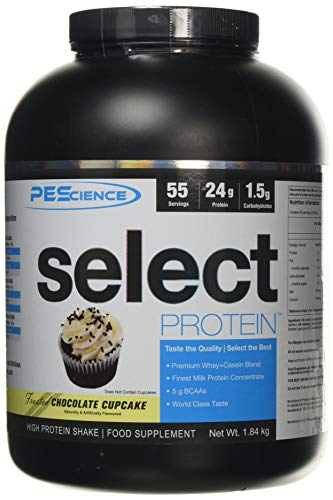 PEScience Select Protein, 1.71 kg, Chocolate Cupcake