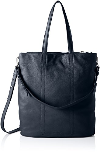 Marc O'Polo Damen Seven Henkeltasche, Blau (Night Blue), 20x68x50 cm