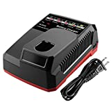 ADVNOVO 19.2V C3 Battery Charger Compatible with Craftsman 19.2V Lithium NiCD NiMH Battery C3 XCP 1425301 1323903 130279005 11375 11376 315.PP2011 140152004 315.CH2021 CH2021 315.PP2030 315.PP2025