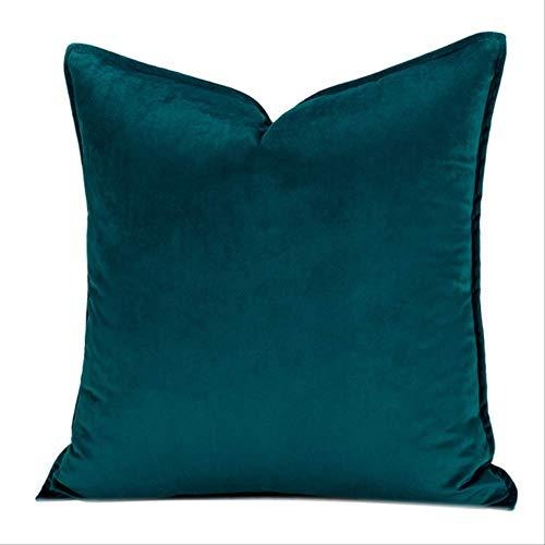 XSHIYQ Thicken Fashion Velvet Cushion Cover Pillow Cover Pillowcase Home Decorative Sofa Throw Pillows 30X50cm A a pillowcase