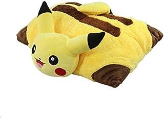 Pikachu Plush Doll Decorative Cartoon Pokemon Pet Cushion Pillow Plush Doll Toy -CN#b4err4-gr4e g145e12156