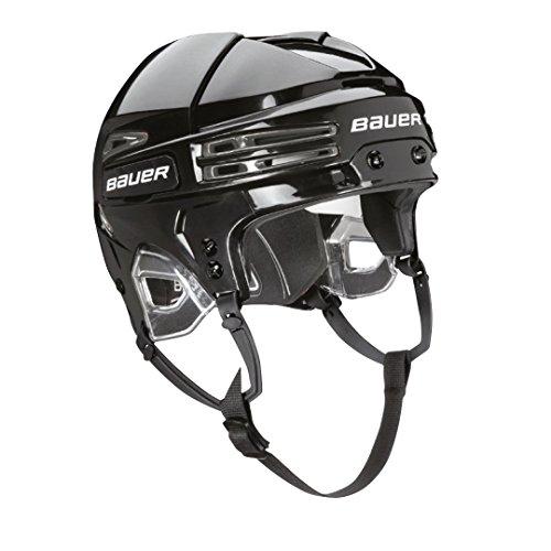 Bauer Reakt 75 Helm, Größe:L;Farbe:schwarz
