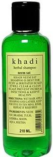 Khadi - Neem Sat Herbal Shampoo - 210ml (Pack of 3) Free Expedited Shipping!