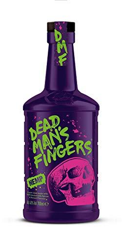 Dead Man's Finger Hemp Rum - 700 ml