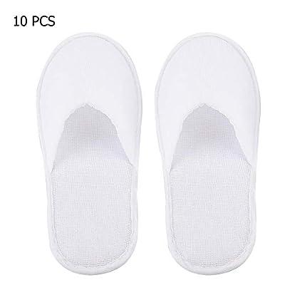 10 pares Zapatillas desechables
