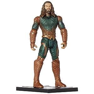 Mattel DC Comics Justice League Aquaman Logo Plates 6 Inch Figura De Acción 4