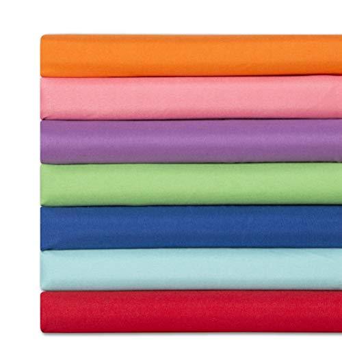 Crayola Turquoise Blue Full Sheet Set