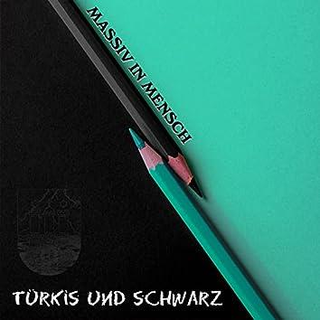Türkis Und Schwarz