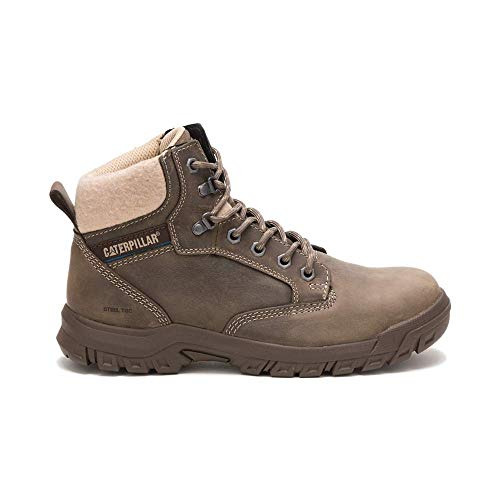 Caterpillar Tess ST Women's Industrial/Construction Boots, Dark Gull Grey, 8 Medium