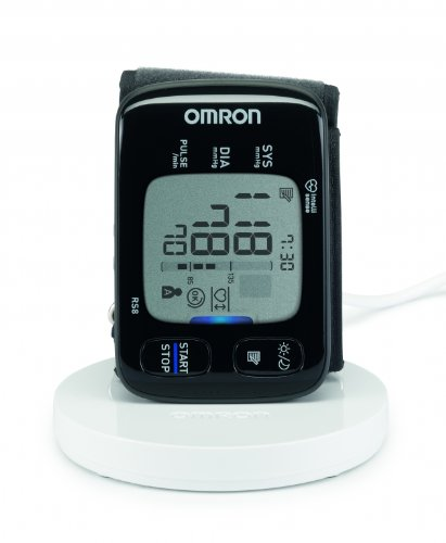Omron RS8 Handgelenk-Blutdruckmessgerät mit NFC Schnittstelle