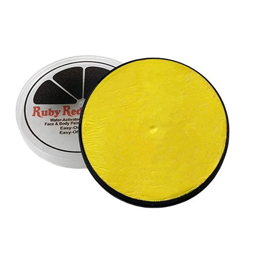 Ruby Red Paint Face Paint, 18 ML - Sunflower