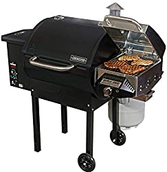 Camp Chef SmokePro DLX 24 Pellet Grill Review