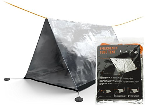 SURVIVOR X Emergency Shelter Tube Tent