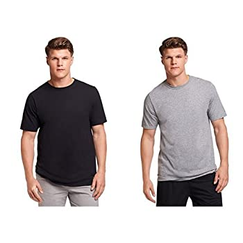 Russell Athletic mens Performance Cotton Short Sleeve T-Shirt XXL