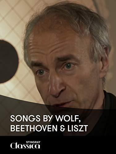 Lieder von Wolf, Beethoven und Liszt