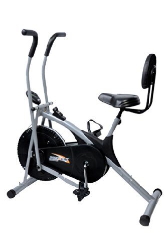Body Gym Stamina with Back Support Exercise Bike