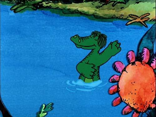 Janoschs Traumstunde - Es war einmal ein ganz großes Krokodil/Ach, lieber Schneemann