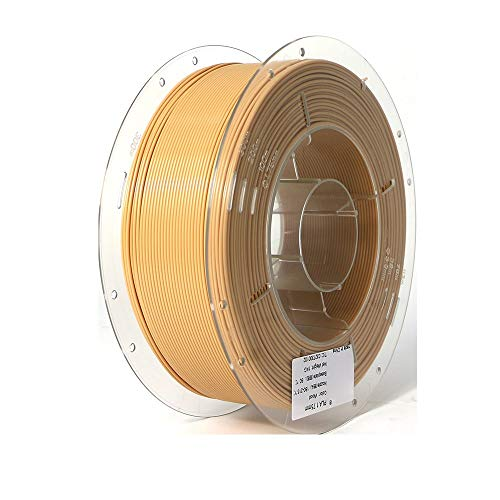 3D Real color PLA 3D Printer Filament Wood Filament 1.75 mm 1KG(2.2LBS) Spool Dimensional Accuracy Filament Printer Accessories
