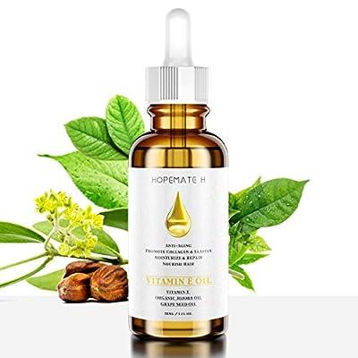 HOPEMATE H Vitamin E Oil - Anti Aging, Reduce W...