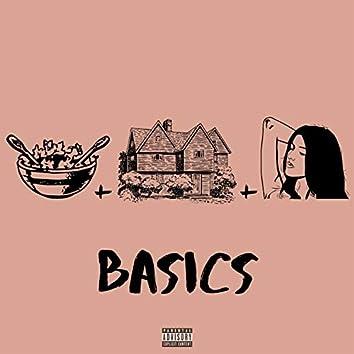 Basics (feat. Sekuru)