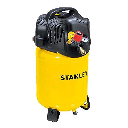 Stanley D200/10/24V Compressore d'aria, 24L, 10 bar