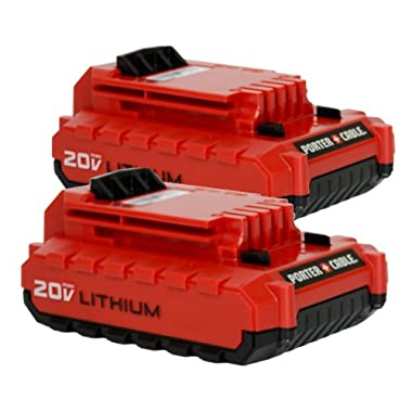 PORTER-CABLE PCC680L 20-Volt Lithium Ion Battery (2-Pack)