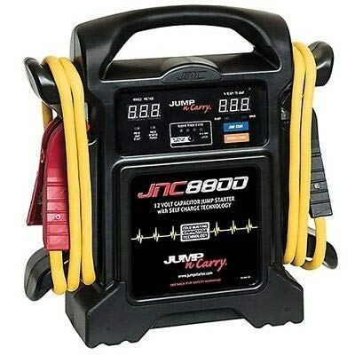 Why Choose 800 Start Assist Amp Capacitor Jump Starter KKC-JNC8800