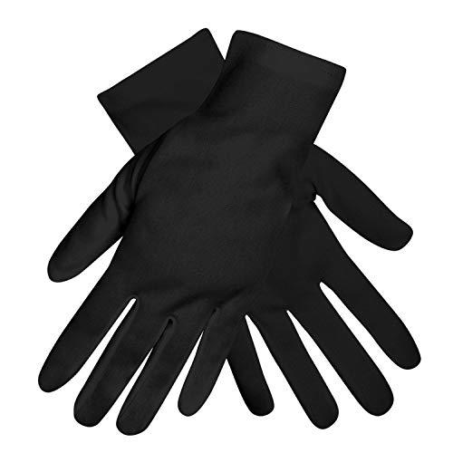 Boland AC0806/NOIR 3070 - Handschuhe Basic, Einheitsgröße, schwarz