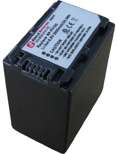 Akku für SONY HDR-CX730E, Sehr hohe Leistung, 6.8V, 3900mAh, Li-Ionen