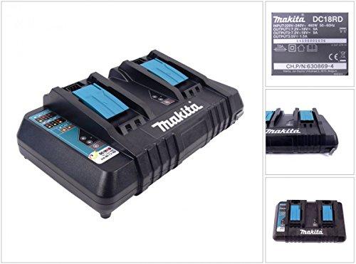 Makita Doppel-Ladegerät für Werkzeug BHR162SFE Original, 9,6V-18V