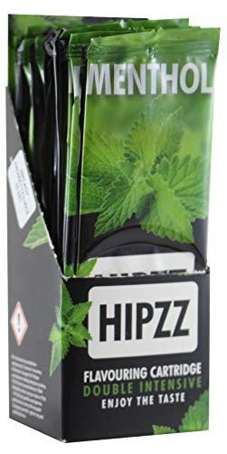 Hipzz Menthol Aromakarte in 20er Box