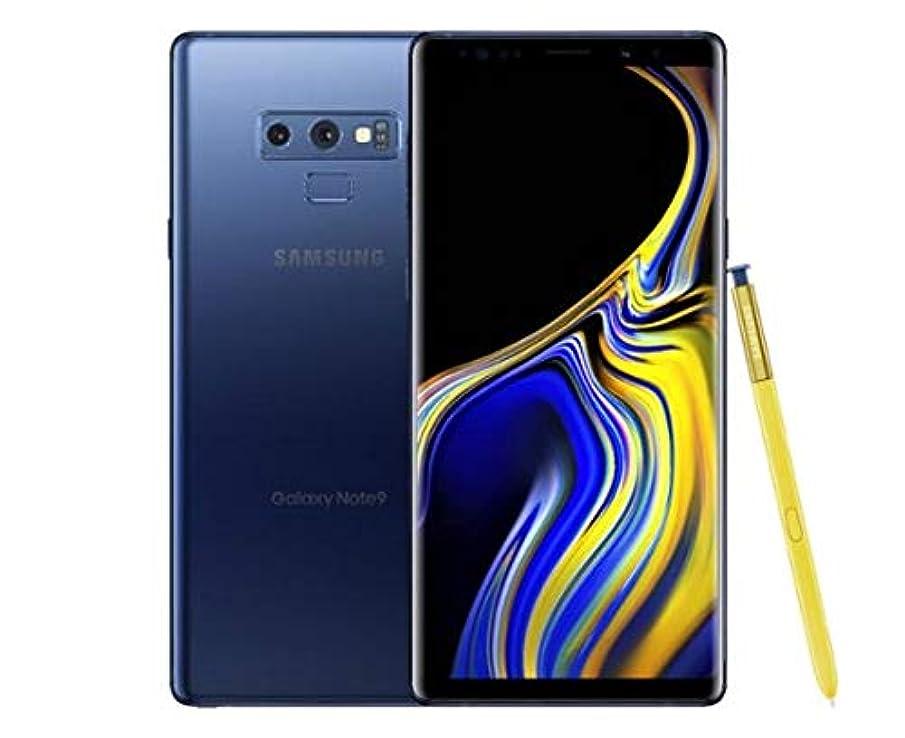Samsung - Galaxy Note9 128GB - Ocean Blue - US Warranty (Verizon) (Renewed)
