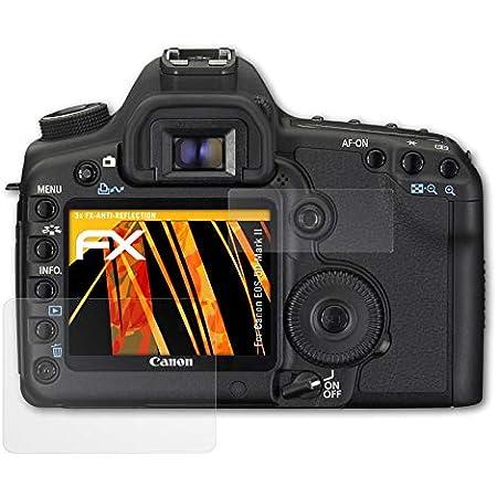 Atfolix Panzerfolie Kompatibel Mit Canon Eos 7d Mark Ii Kamera