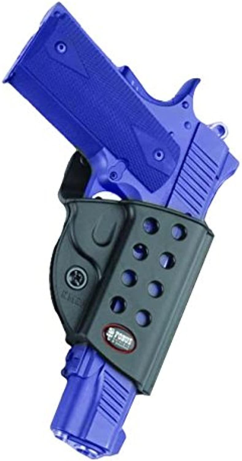 Fobus Standard Holster RH Belt R1911BH 1911 Style with Rails Kimber TLE RL and Springfield