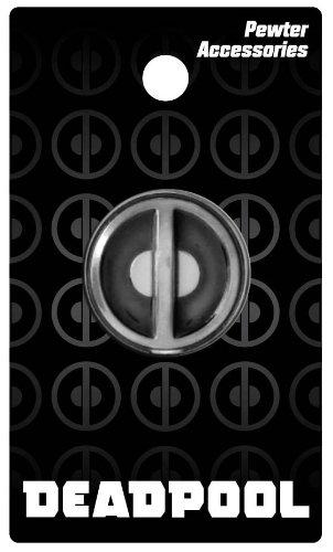 Marvel Deadpool Pewter Lapel Pin