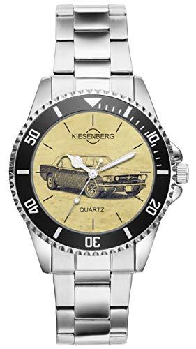 KIESENBERG Uhr - Geschenke für Ford Mustang I Oldtimer Fan 4928