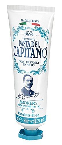 Pasta del Capitano 1905 Rooktandcrème, 25 ml