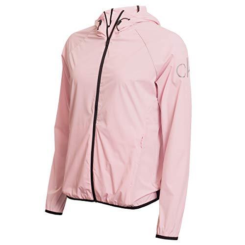 Calvin Klein Golf Femmes G Arena Veste Imperméable Rose XS