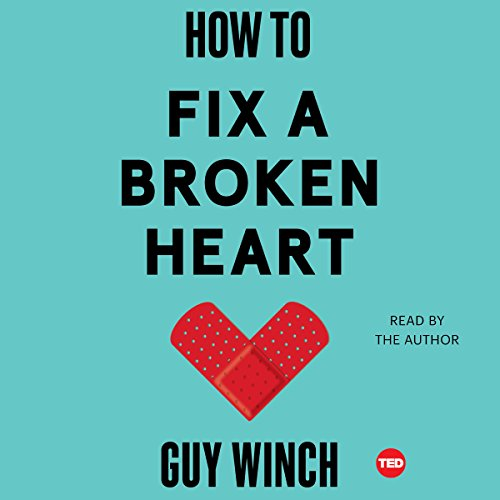 How to Fix a Broken Heart audiobook cover art