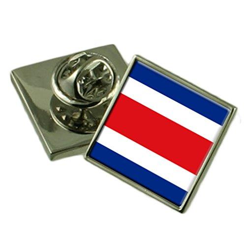 Select Gifts Costa Rica insignia de solapa cuadro personalizado grabado