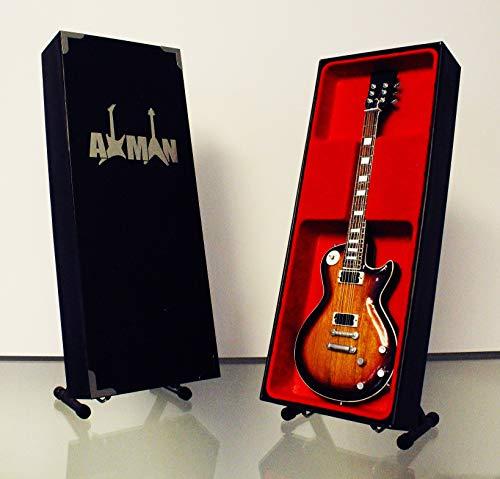 Slash (Guns N' Roses): Miniatur-Gitarren-Nachbildung einer Les Paul
