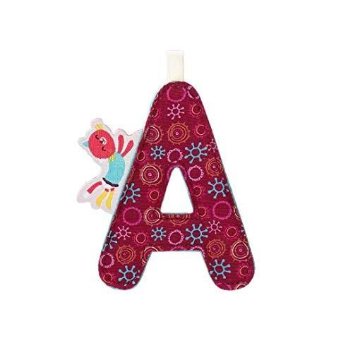 Alice la renarde Lilliputiens Lettre d/écorative Lettre E