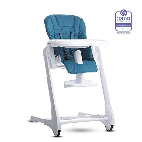 JOOVY Foodoo High Chair, Turquoise