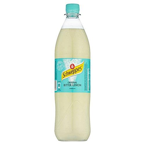 Schweppes Original Bitter Lemon MEHRWEG, (6 x 1 l) - 3