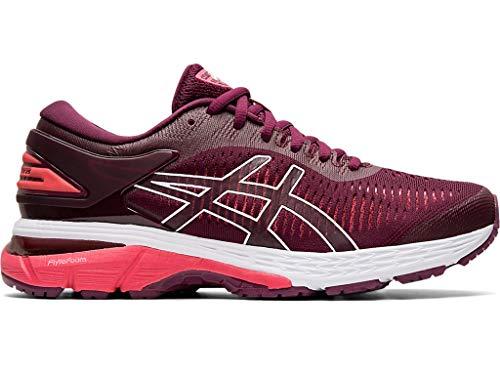 ASICS Women's Gel-Kayano 25 Running Shoes, 8.5M, Roselle/Pink Cameo