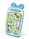 Clementoni Lo Smartphone di Disney Baby Mickey Giocatolo Telefono, Multicolore, 14949