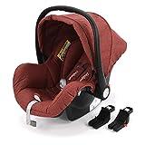 Babyschale Gruppe 0+'Bebesafe von Daliya' Farbe Elegance-Rot